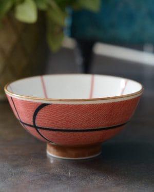 Japansk risskål basketboll