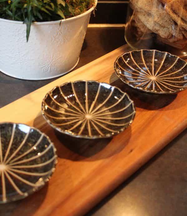 Green Tokusa Plate